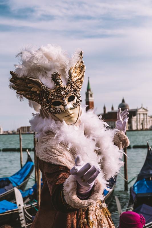 carnevale di venezia maschere
