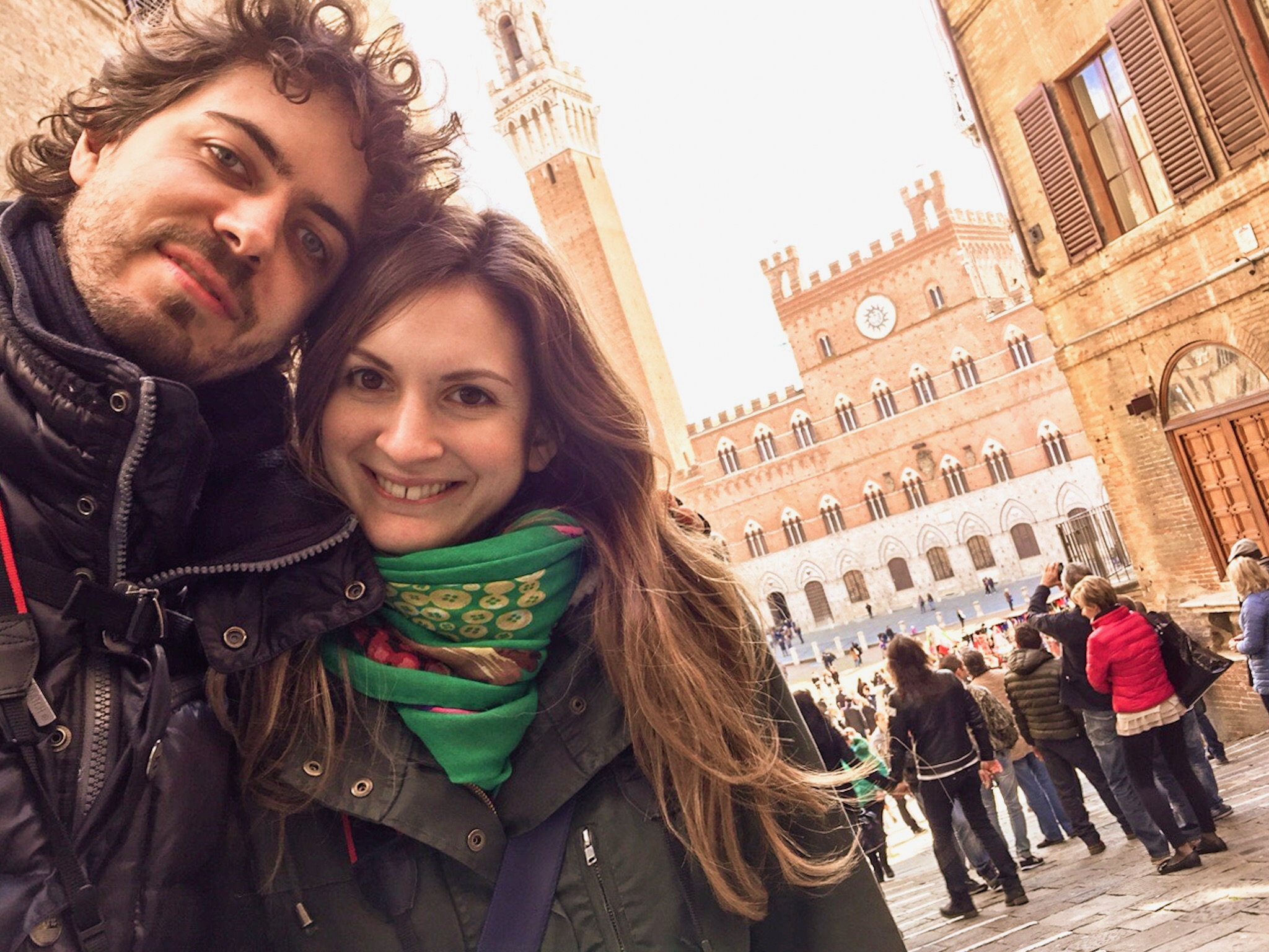 weekend di primavera a siena