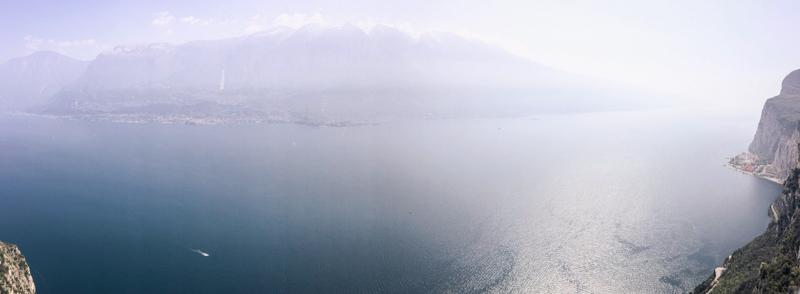 Giro del Lago di Garda in Fiat 500, tra gallerie e terrazze dei ...