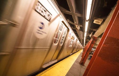 """La metropolitana di New York è """"diversa"""""""
