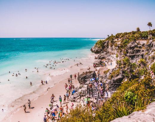 Le spiagge più belle del Messico in Riviera Maya
