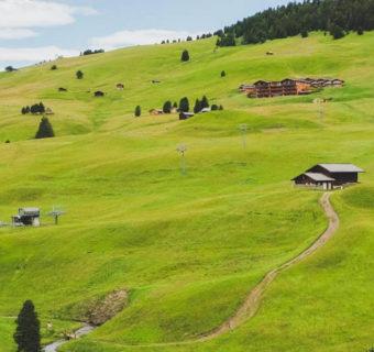 Dove mangiare all'Alpe di Siusi: Baita Sanon