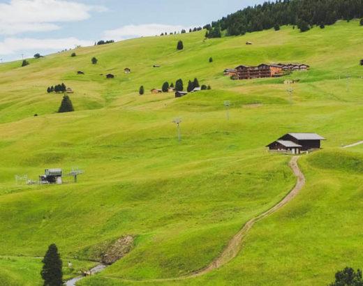 Dove mangiare all'Alpe di Siusi in estate: Baita Sanon