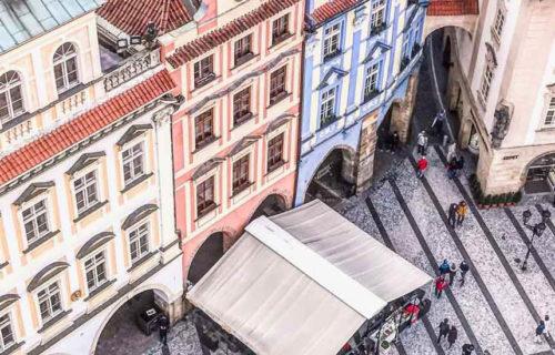 La magia a Praga regna sovrana