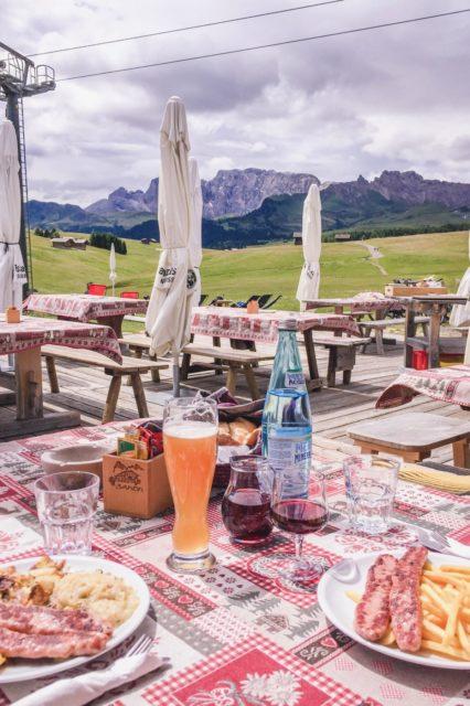 Baita Sanon Alpe di Siusi