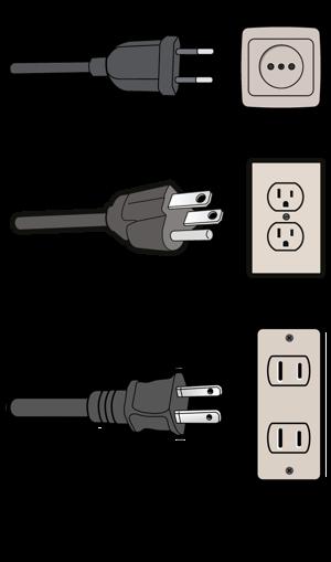 spina elettrica Cuba