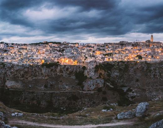 Foto dei Sassi di Matera, da dove scattare?