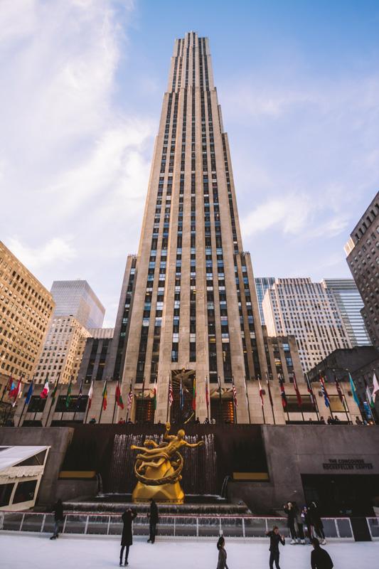 itinerario per visitare new york in 3 giorni