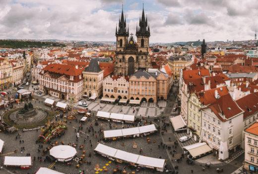 Itinerario per visitare Praga in 2 giorni e lasciarti conquistare