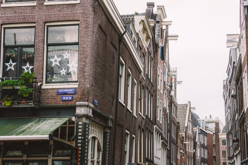 particolarita di Amsterdam
