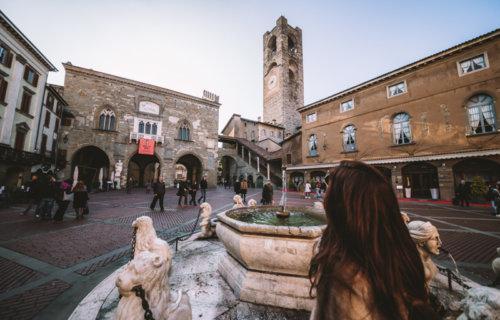 Cosa vedere a Bergamo Alta in un giorno di ordinaria meraviglia
