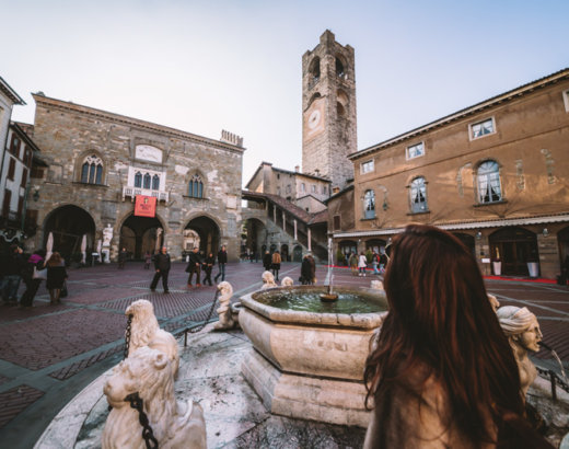What to see in Bergamo Alta in a day of ordinary wonder