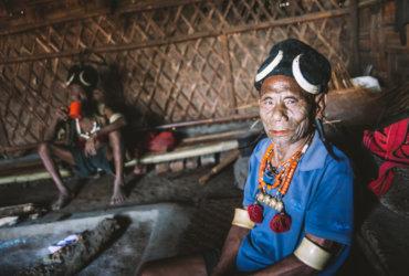 I tagliatori di teste del Nagaland, una tribù destinata a scomparire