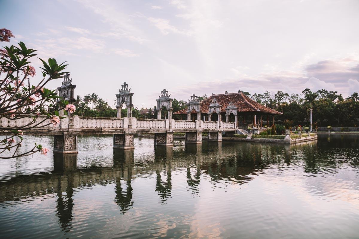 templi più importanti bali ujung water palace