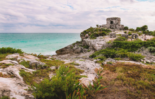 Cosa vedere a Tulum, le rovine Maya a strapiombo sul Mar dei Caraibi
