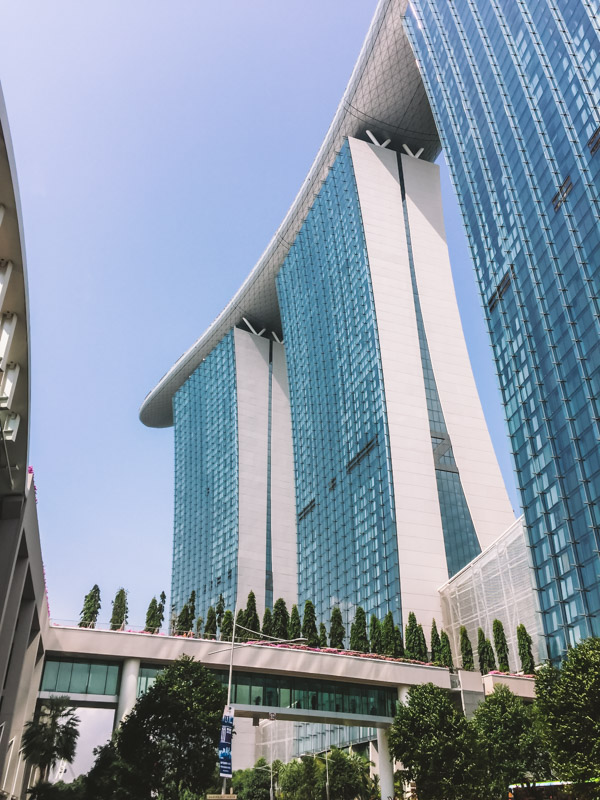 cosa vedere a singapore in 3 giorni
