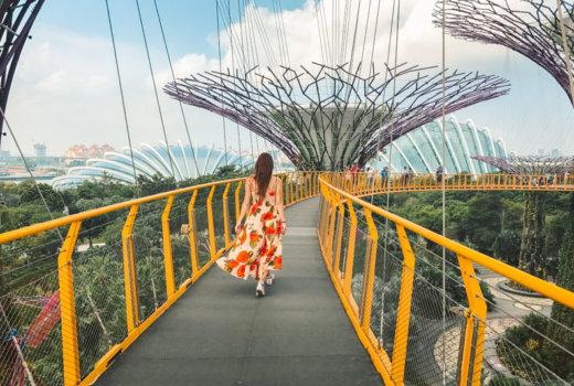 Gardens by the Bay: cosa vedere nel parco delle meraviglie di Singapore