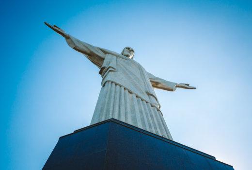 A tu per tu con il Cristo Redentore sul tetto di Rio de Janeiro