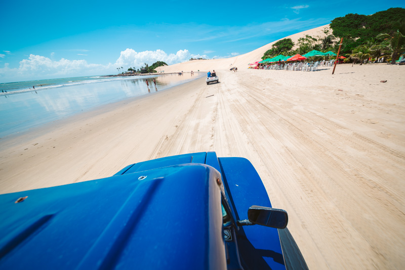 escursione in dune buggy a natal