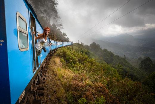 Il treno da Ella a Kandy: il viaggio delle meraviglie fra le piantagioni di tè dello Sri Lanka