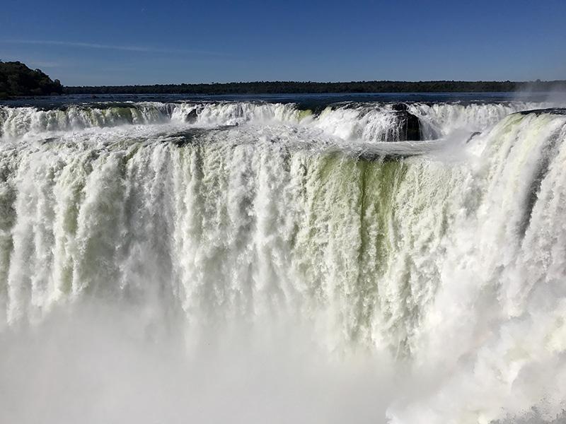 come visitare cascate iguazu argentina