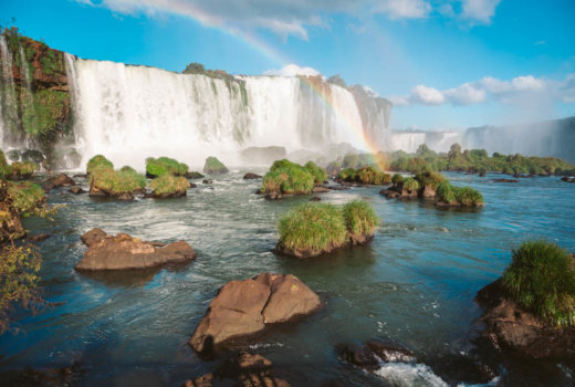 Cascate dell'Iguazú, dove le emozioni si inchinano alla forza della natura