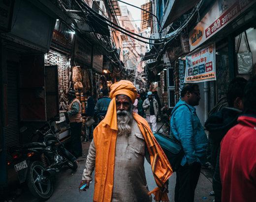 5 cose che ho imparato viaggiando in India