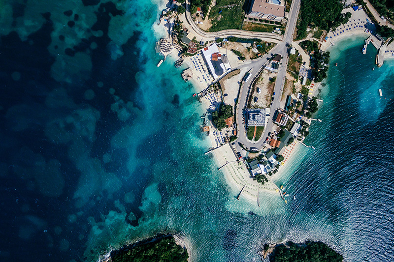 le spiagge piu belle albania