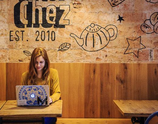 12 Café per nomadi digitali a Barcellona