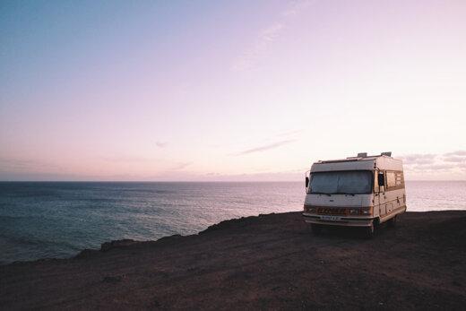 10 motivi per cui viaggiare in van è pura libertà