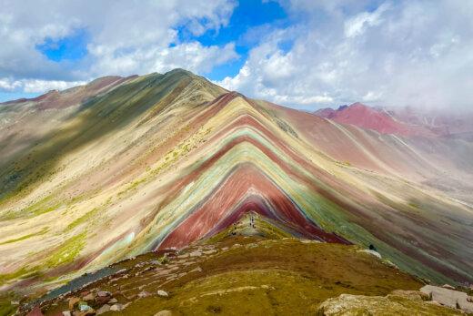 Trekking sulla Montagna Arcobaleno in Perù, la Montagna dei 7 colori